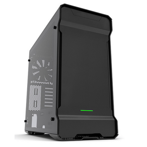 Vỏ case Phanteks Enthoo Evolv ATX Satin Black Tempered Glass – RGB