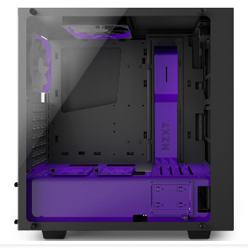 Vỏ case NZXT S340 ELITE PURPLE (LIMITED EDITION)