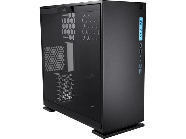 Vỏ case InWin 303 Tempered Glass ( Black )