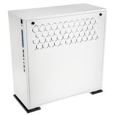 Vỏ case InWin 303 Tempered Glass ( White )