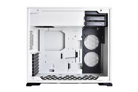 Vỏ case InWin 101 Tempered Glass ( White )