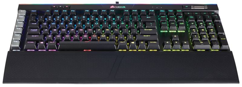 BÀN PHÍM CƠ CHƠI GAME CORSAIR K95 RGB PLATINUM BROWN, MX SPEED SWITCH