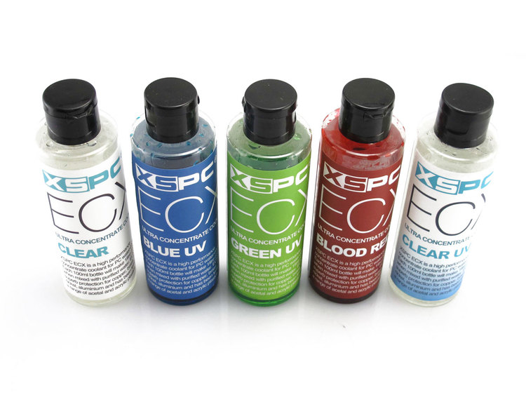Coolant XSPC clear Multi color (100ml)