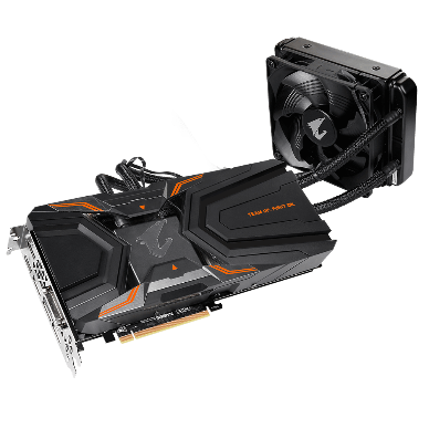 VGA GIGABYTE AORUS GeForce® GTX 1080 Ti Waterforce Xtreme Edition 11G (GV-N108TAORUSX W-11GD)