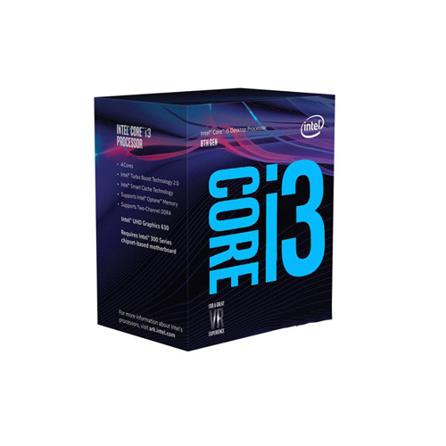 Intel Core i3-8350K (4.0Ghz/ 8Mb cache/Socket 1151 v2 ) Coffee Lake