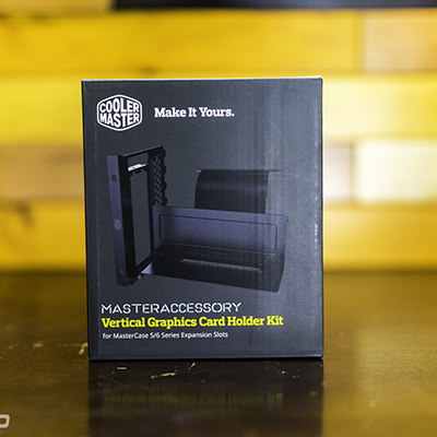 Giá dựng VGA Cooler master vertical graphics card holder kit