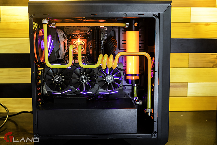 Gland Water Cooling Kit Entry 1